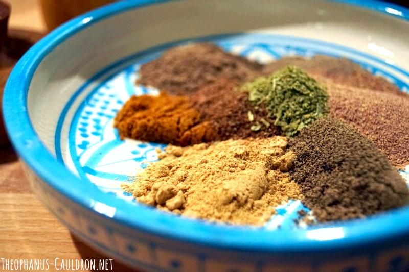 Mixed Spices: Atraf al-tib